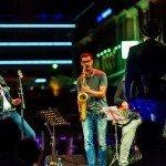 RÜ GENUSS PUR mit Bonita Niessen - Event-Saxophonist